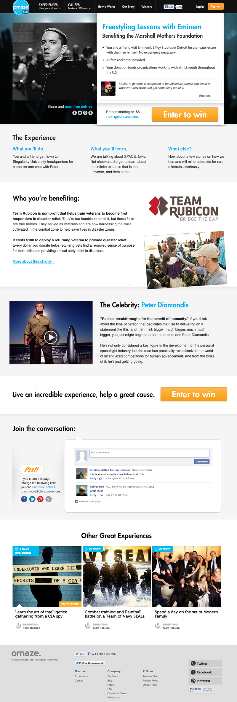 omaze-product-page-redesign-full-page